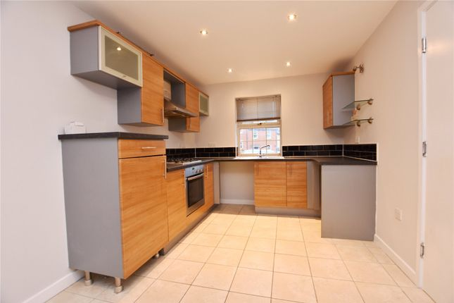 Thumbnail Town house to rent in Mozart Way, Churwell, Leeds