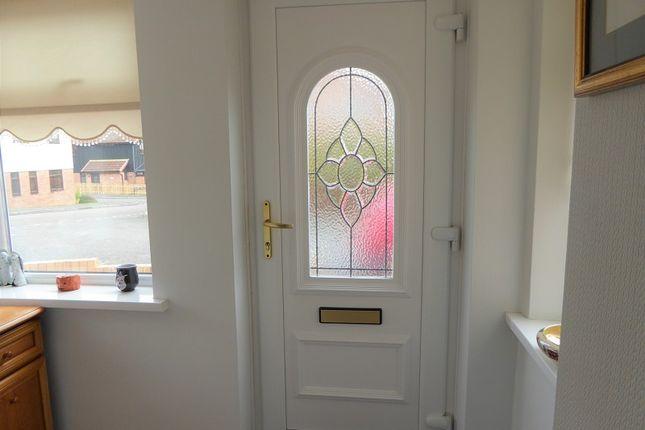 Entrance Hall of Angelton Green, Pen-Y-Fai, Bridgend County. CF31