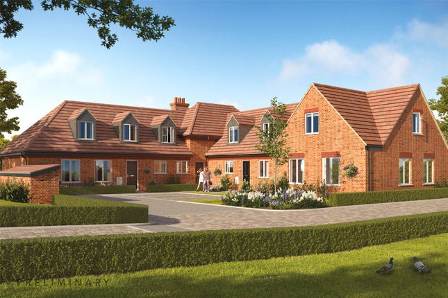 Thumbnail End terrace house for sale in Welcombe House, Harpenden, Hertfordshire