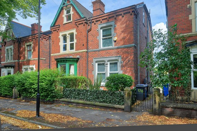 Thumbnail Flat for sale in Meersbrook Park Road, Sheffield