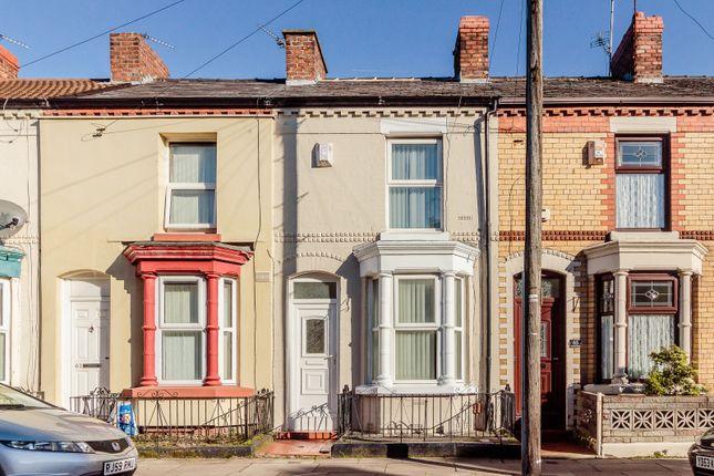 Thumbnail Terraced house for sale in Bartlett Street, Liverpool, Merseyside