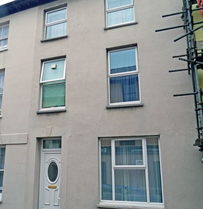 Thumbnail Town house to rent in Cambrian Place, Aberystwyth