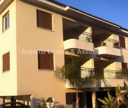 1 bed apartment for sale in Nicosia, Cyprus