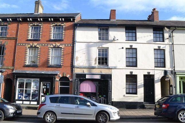 Flat 9A, Great Oak Street, Llanidloes, Powys SY18