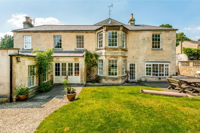 Detached house for sale in Weston Road, Bath