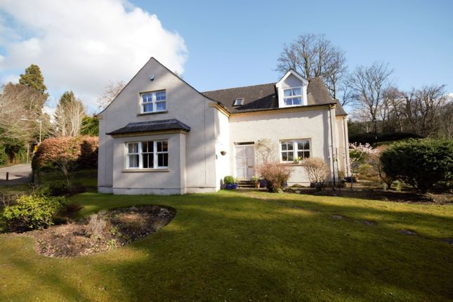 Thumbnail Detached house for sale in Fernhill Road, Perth, Perthshire