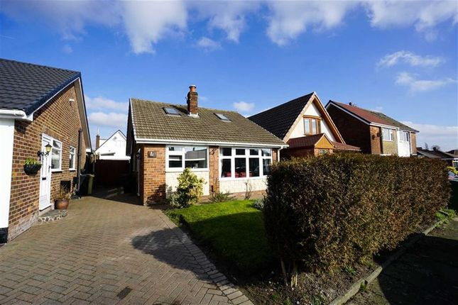 Thumbnail Detached bungalow to rent in Louise Gardens, Westhoughton, Bolton