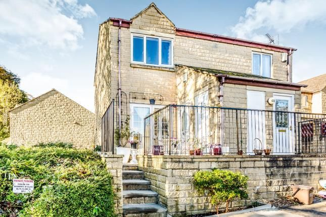 Thumbnail Flat for sale in Heath Lea, Halifax, West Yorkshire