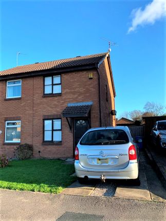 2 bed semi-detached house to rent in Howdale Road, Sutton-On-Hull, Hull HU8