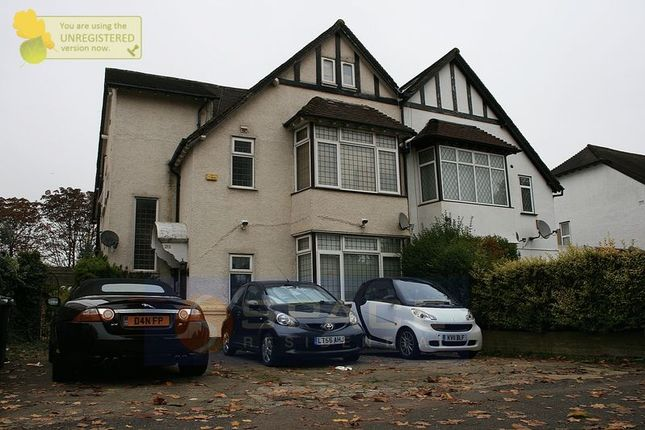 Thumbnail Flat to rent in Whitchurch Lane, Canons Park, Edgware
