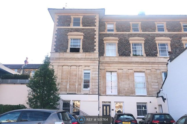 Thumbnail Flat to rent in Alma Vale Road, Bristol