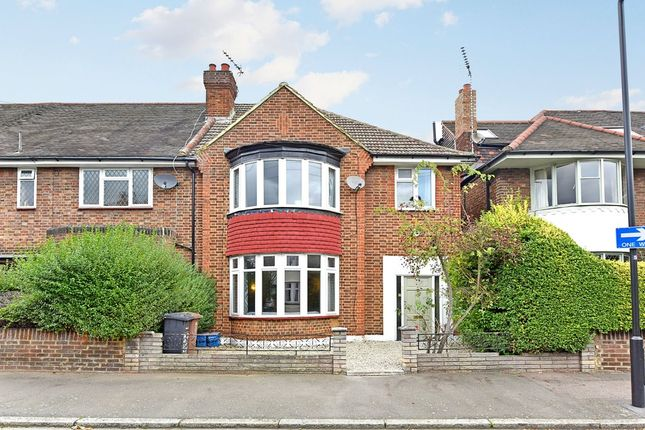 Thumbnail Semi-detached house for sale in Sharon Gardens, London