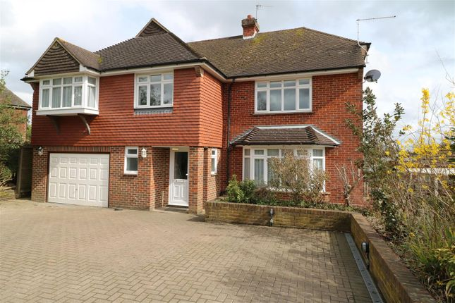 Thumbnail Detached house for sale in Higham Lane, Tonbridge