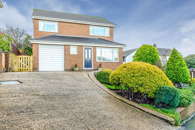 Thumbnail Detached house for sale in Parc Gwelfor, Dyserth, Rhyl, Denbighshire