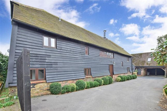 Thumbnail Barn conversion for sale in Lower Street, Pulborough, West Sussex