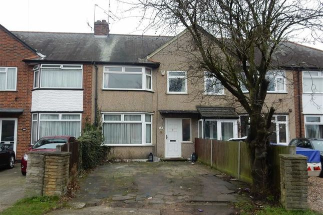 Thumbnail Terraced house for sale in Royal Lane, Uxbridge, Middlesex