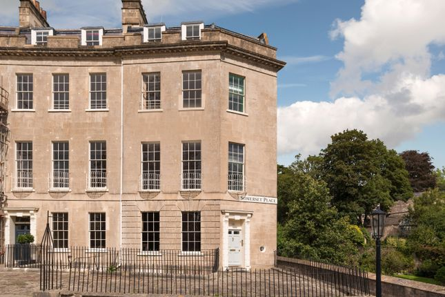 Thumbnail Property for sale in 20 Somerset Place, Bath, Somerset