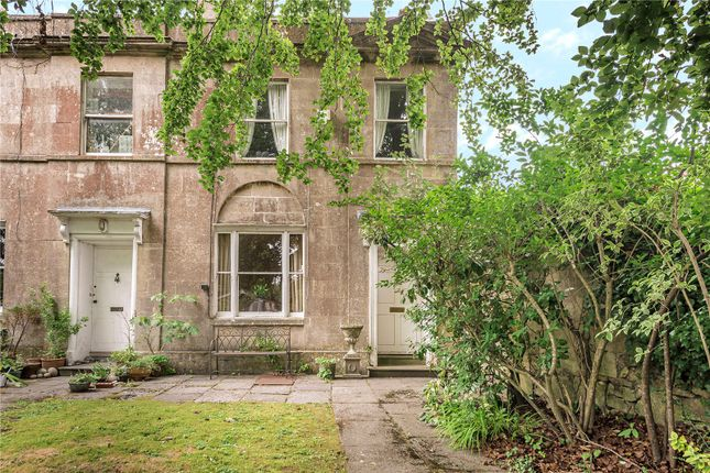 Thumbnail End terrace house for sale in Bradford Road, Combe Down, Bath, Somerset