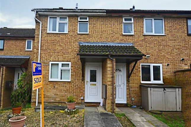 Thumbnail Terraced house to rent in Hayes Court, Longford, Gloucester