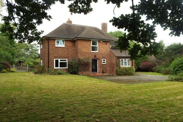 Thumbnail Detached house to rent in Savey Lane, Yoxall, Burton-On-Trent