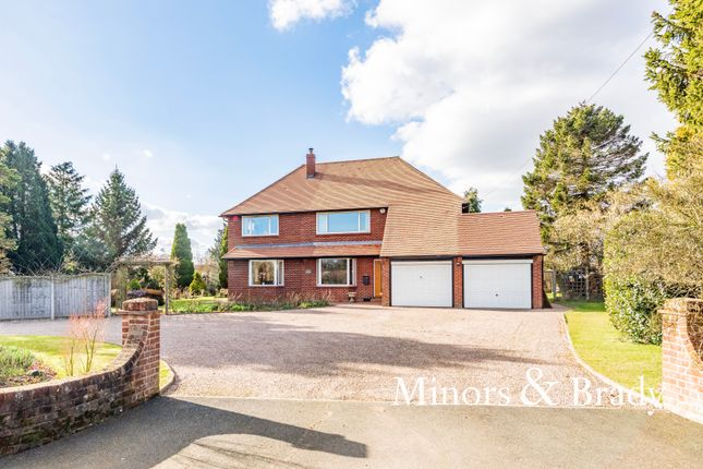 4 bed detached house for sale in Latchmoor Lane, Ludham, Great Yarmouth NR29