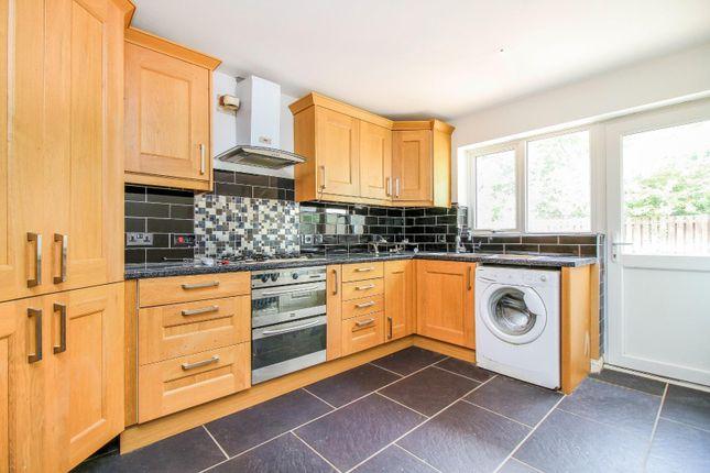 ,Kitchen of Holyfields, West Allotment, Newcastle Upon Tyne NE27