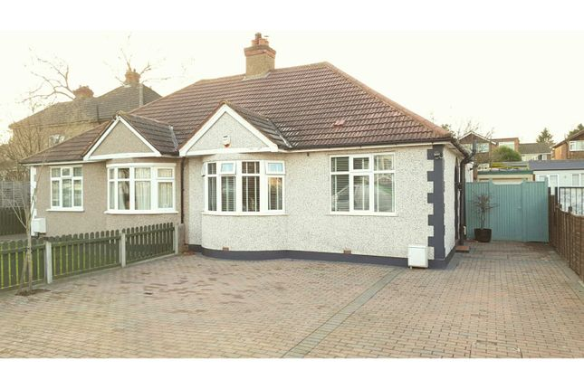 Thumbnail Semi-detached bungalow for sale in Summerhouse Drive, Bexley