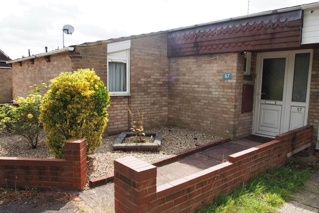 Thumbnail Semi-detached bungalow to rent in Malgraves Place, Pitsea, Essex