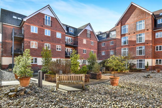 Thumbnail Flat for sale in Dorchester Court, 283 London Road, Camberley, Surrey