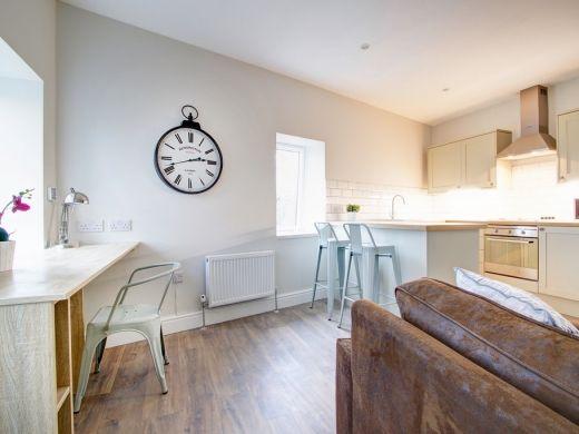 Thumbnail Studio to rent in Flat S, Park View, Nottingham