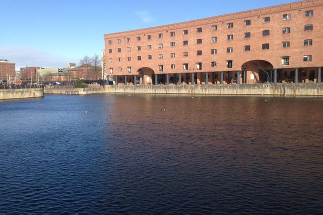 Thumbnail Flat for sale in East Quay, Wapping Quay, Liverpool, Merseyside