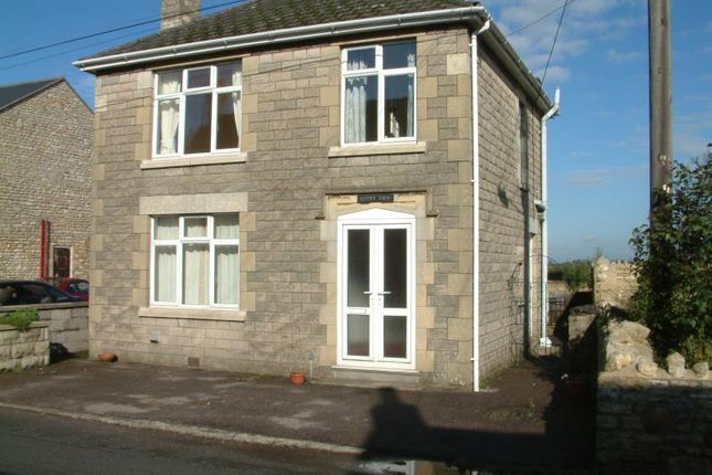 Thumbnail Detached house to rent in North Road, Timsbury, Bath