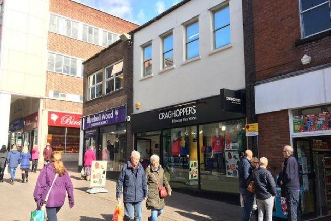Thumbnail Retail premises to let in 12 Packers Row, Packers Row, Chesterfield