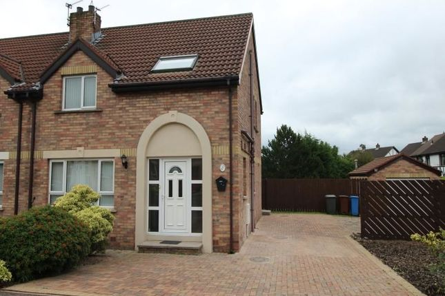Thumbnail Semi-detached house to rent in Cronstown Cottage Avenue, Newtownards