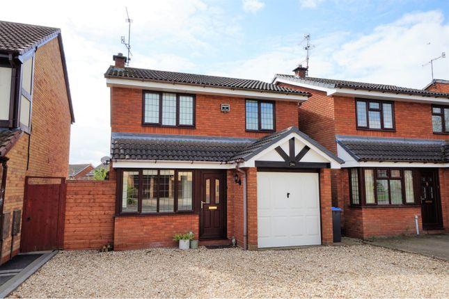 Thumbnail Detached house for sale in Heron Lane, Stratford-Upon-Avon