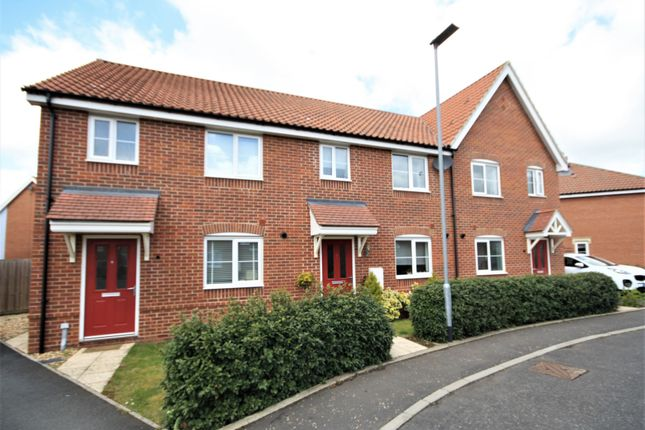 3 bed property to rent in Speckled Wood Close, Attleborough, Norfolk NR17