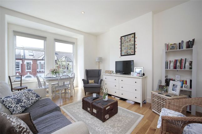 Thumbnail Flat to rent in Carminia Road, Balham, London