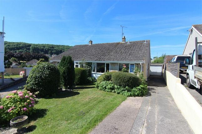 Thumbnail Semi-detached bungalow for sale in Wolvershill Park, Banwell