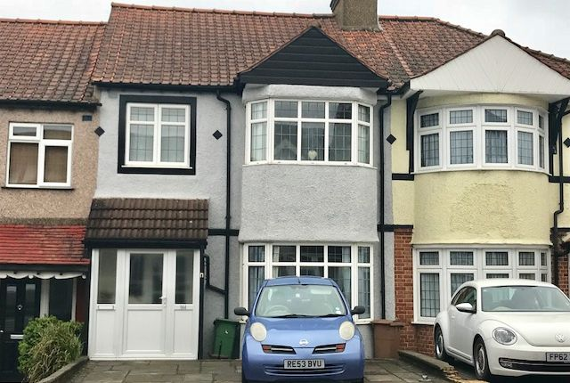 Thumbnail Terraced house for sale in Malden Road, Cheam