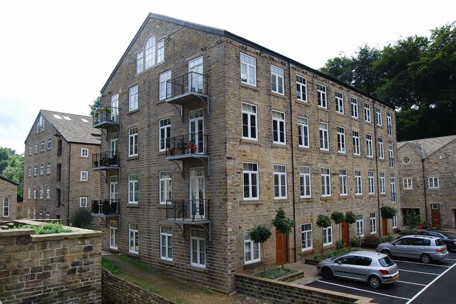 Thumbnail Flat to rent in Wildspur Mills, New Mill, Holmfirth