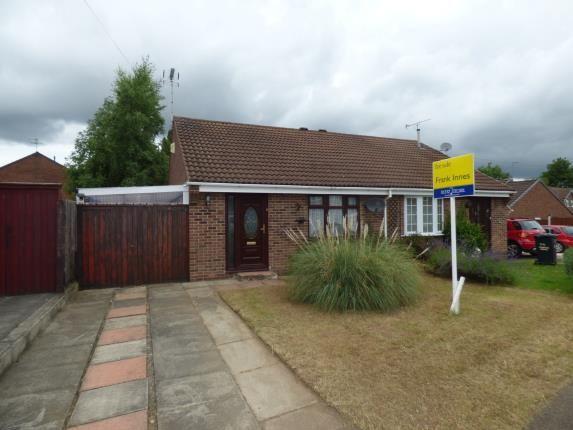 Thumbnail Bungalow for sale in Mondello Drive, Alvaston, Derby, Derbyshire