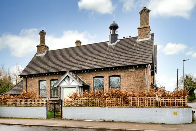 Thumbnail Property for sale in Hinckley Road, Stoney Stanton, Leicester