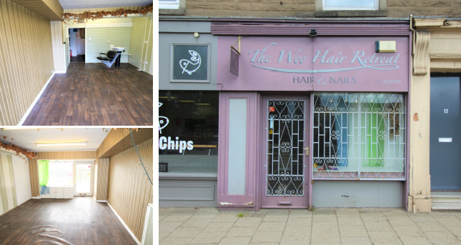 Thumbnail Retail premises to let in James Square, Creiff, Perthshire