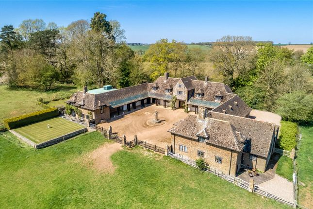 Thumbnail Detached house for sale in Farthingstone, Towcester, Northamptonshire