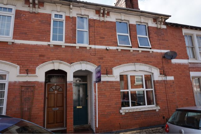 Thumbnail Terraced house for sale in Montague Street, Rushden
