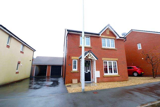 Detached house to rent in Min Yr Aber, Gorseinon, Swansea
