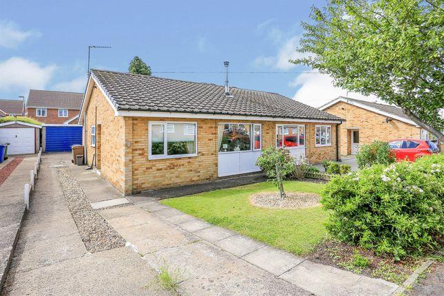 2 bed semi-detached bungalow for sale in Skelton Crescent, Market Weighton, York YO43