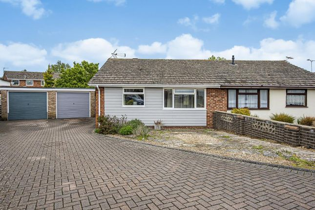 Thumbnail Bungalow for sale in Southmoor, Oxfordshire