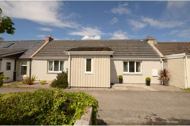 Thumbnail Terraced bungalow for sale in Shop Street, Inver, Tain