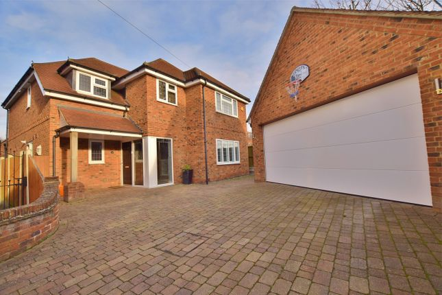 Thumbnail Detached house for sale in St. Marys Avenue, Billericay